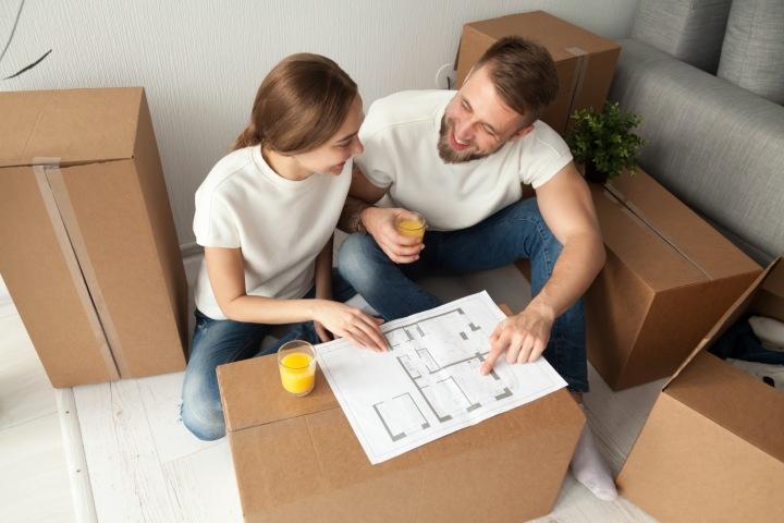 Zejména pro mladé páry je rekonstruovaný byt dosažitelnější, než nový