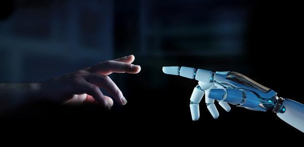 Robot versus člověk