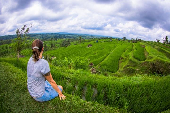 Obrázky, které vám utkví v hlavě, jsou věčnou vzpomínkou. Bali.