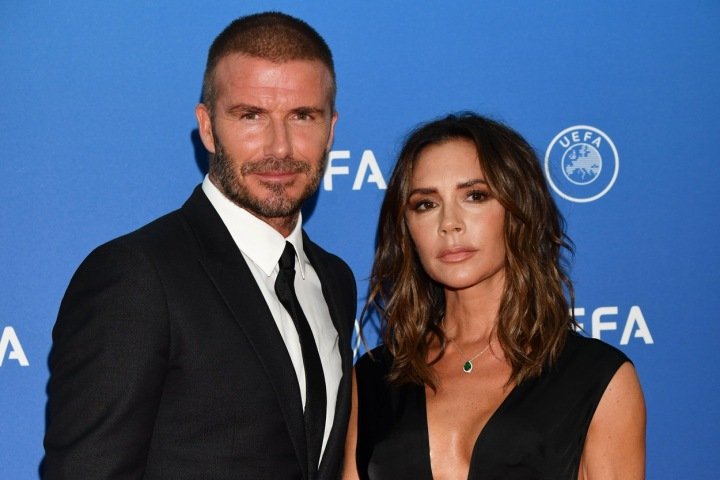 David a Victoria Beckhamovi