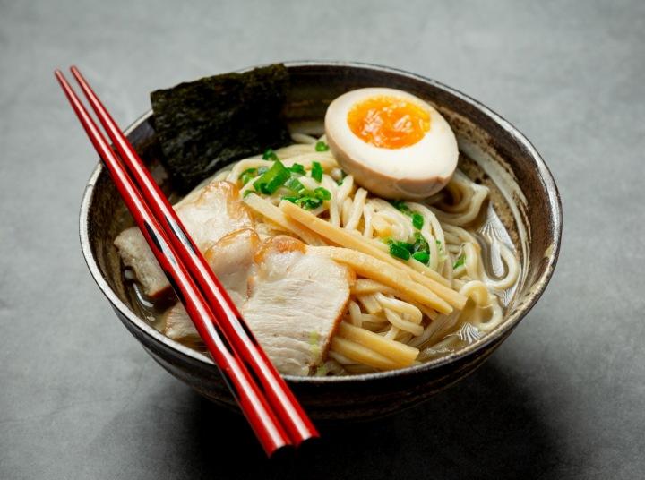 Japonská kuchyně je radost pohledět