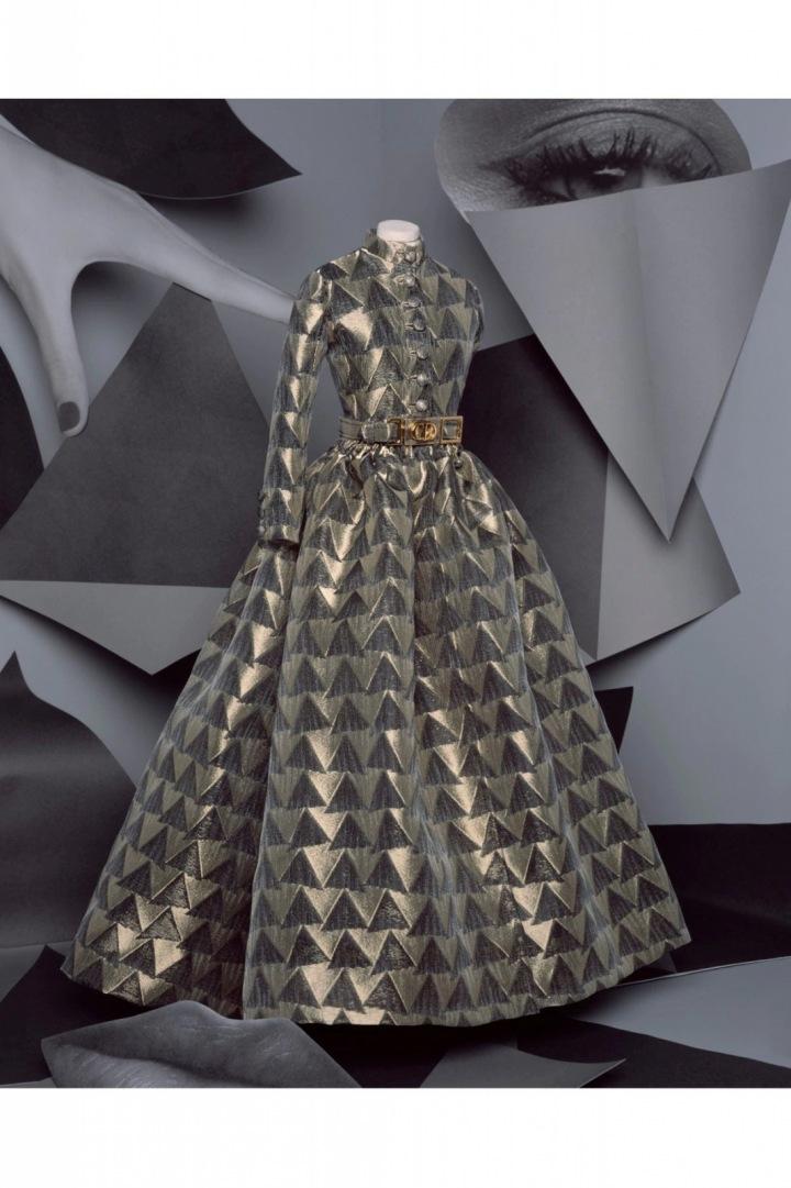 Šaty z kolekce Dior Fall 2020 Haute Couture