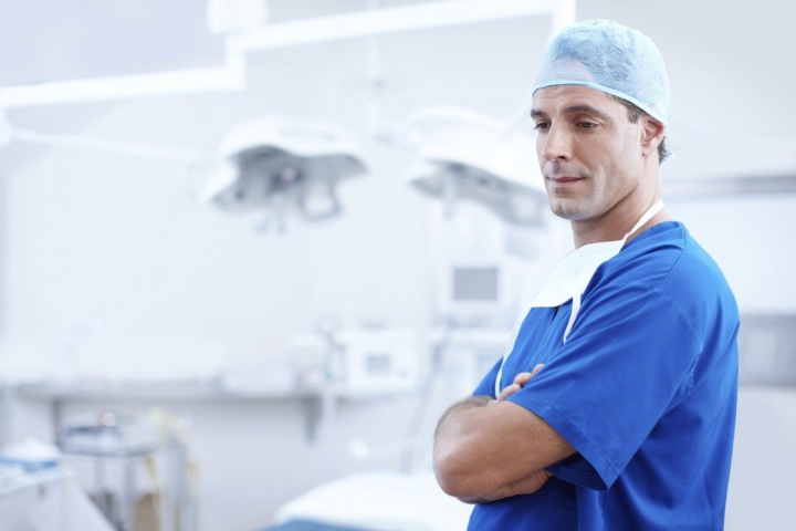 Patients are aggressive to tired medical staff.