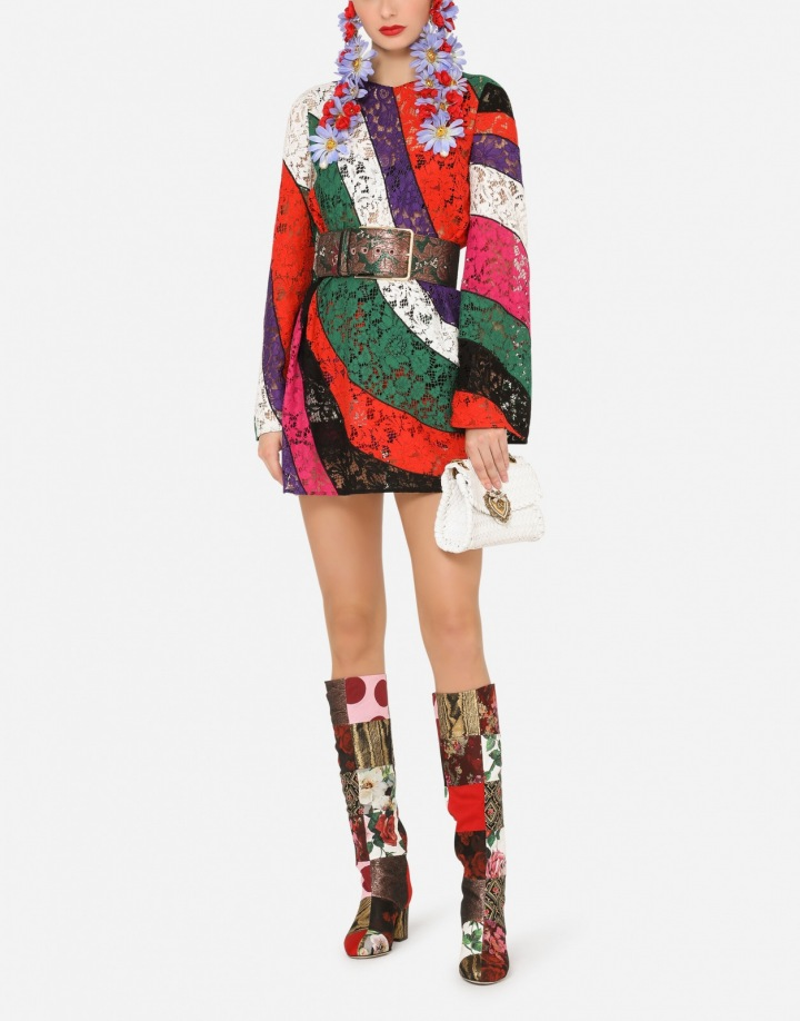 Náušnice od značky Dolce & Gabbana