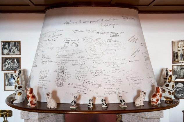 Krb s autogramy