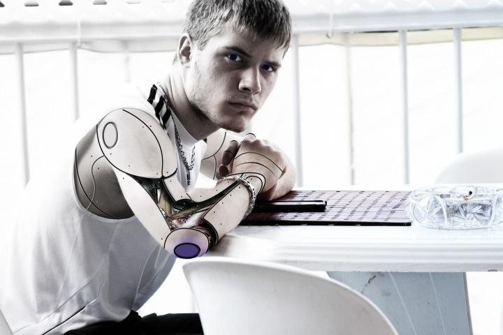 Dospívající robot