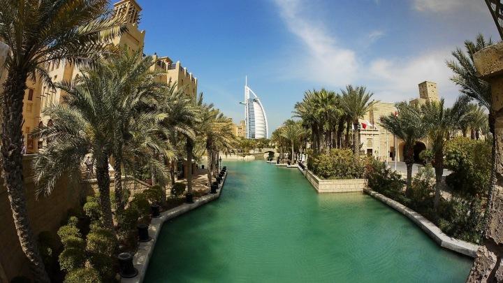 Dubaj je skvělé místo na odpočinek i nákupy