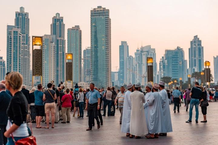 Centrum Dubaje