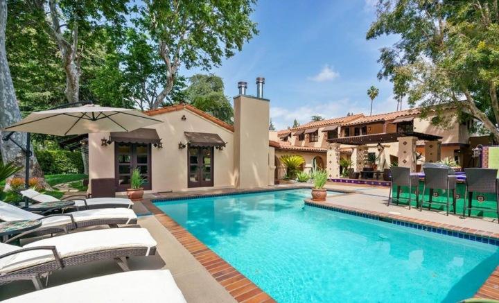 Dům Sue Wong Los Angeles