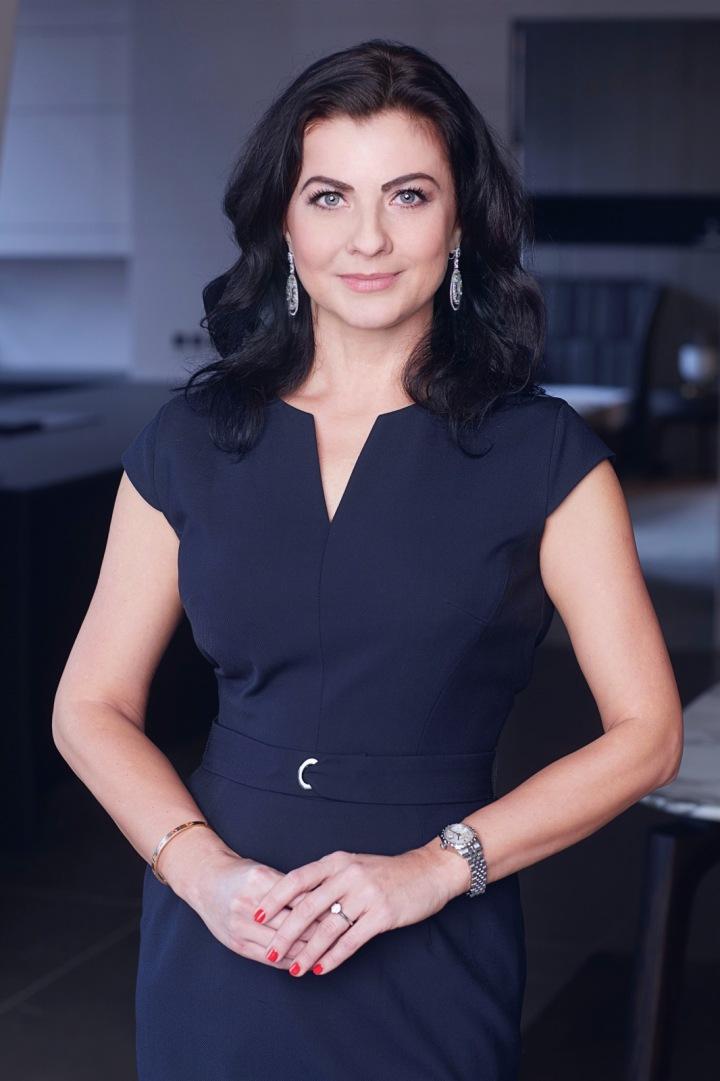 Elena Jakubovič zakladatelka Y&T Luxury Proprerty