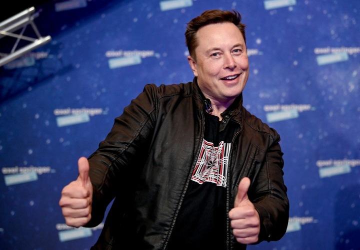Miliardář Elon Musk