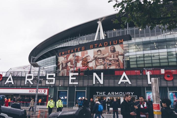 Emirates Stadium (stadion klubu Arsenal FC)