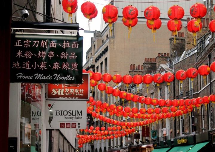 Čiňané mají komunity po celém světě.