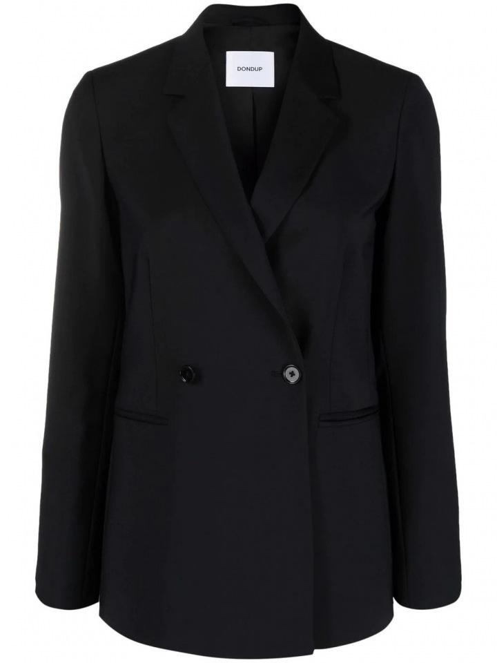 Černé sako