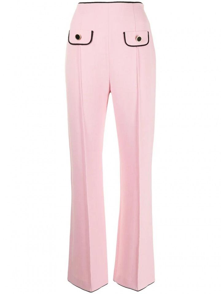 Růžové kalhoty