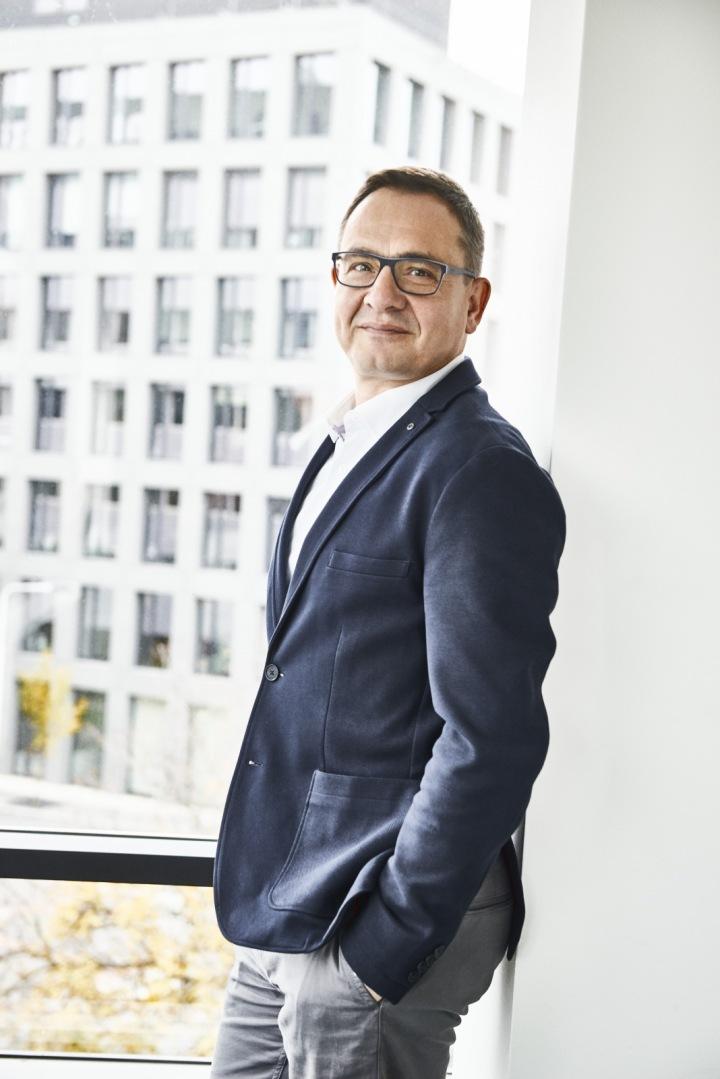 Viktor Peška - obchodní a marketingový ředitel Crestyl