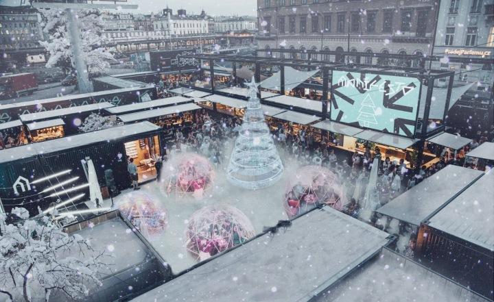 Vánoční Manifesto na Florenci zažívá už druhou zimu.