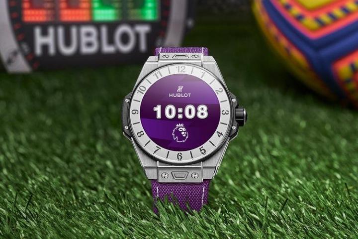 Limitované hodinky od firmy HUBLOT