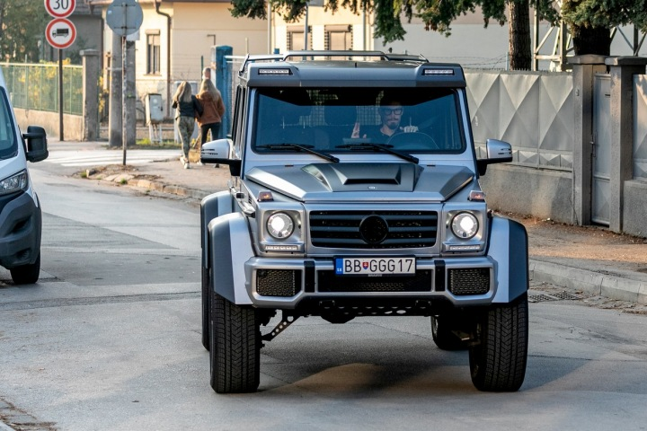 Hamšíkův Mercedes