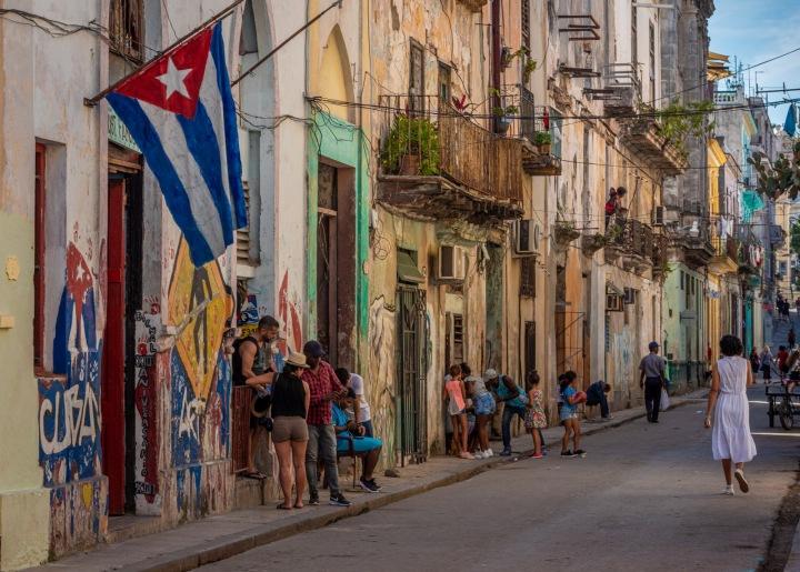 Hlavní město Kuby, Havana