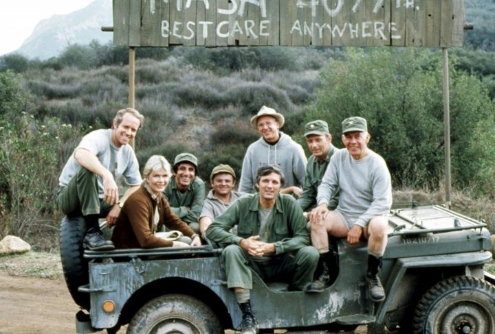Herci ze seriálu M*A*S*H, Alan Alda