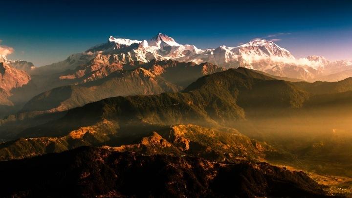 Trek přes Himaláj je pro ty nejzdatnější.