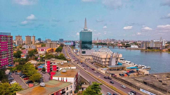 Hlavní město Nigérie - Lagos