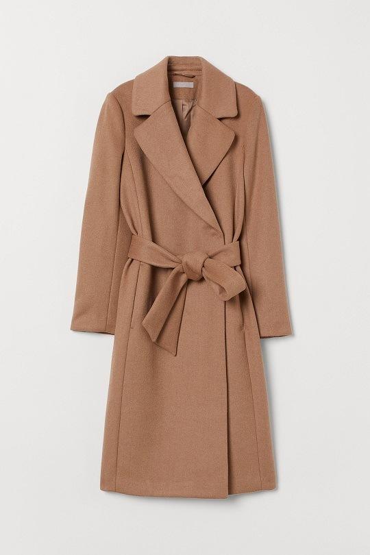 Kabát H&M - cena 2999 Kč