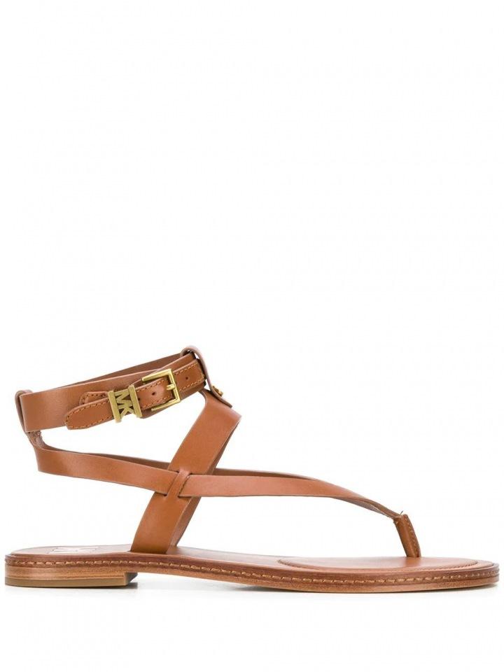Hnědé sandálky Michael Kors