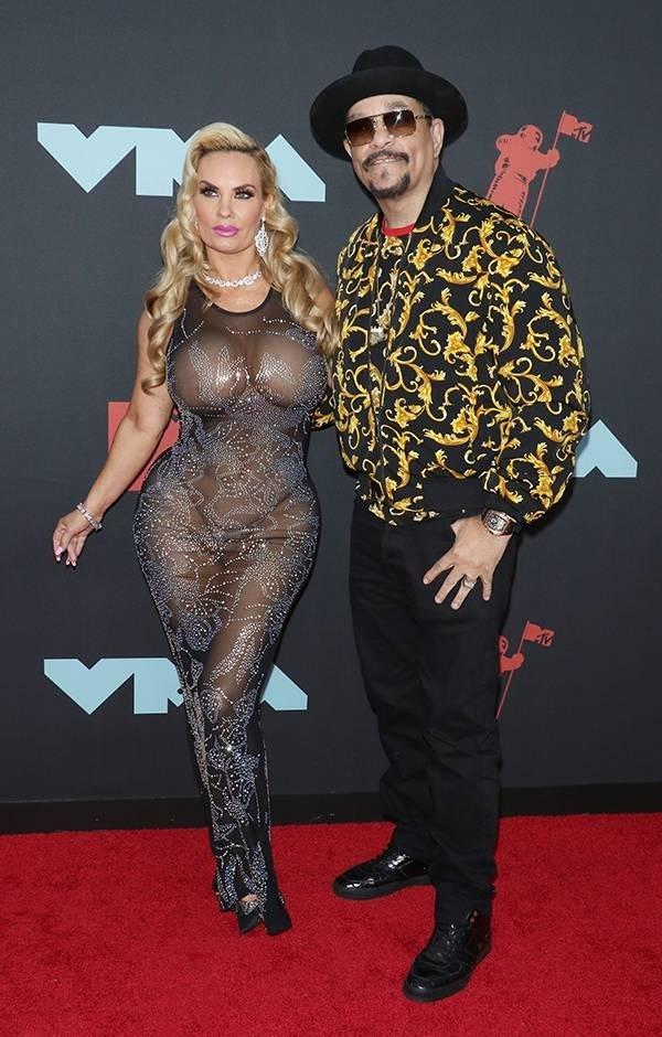 Ice T a Coco Austin