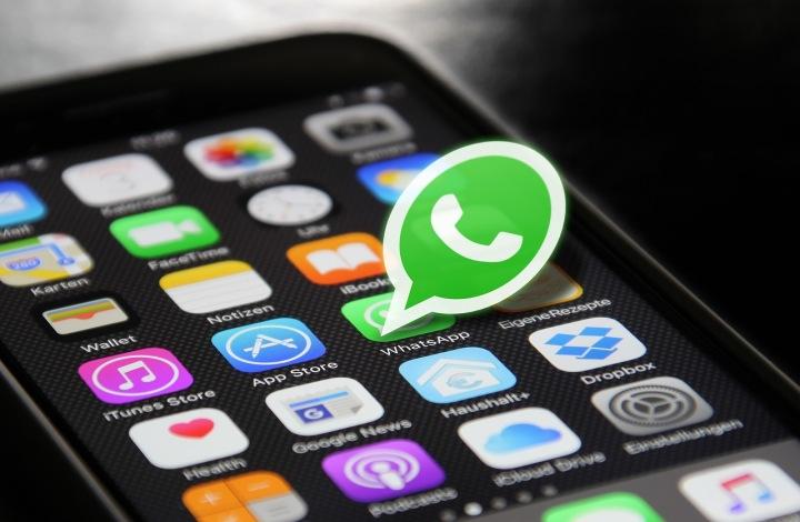 Ikonka mobilní aplikace WhatsApp