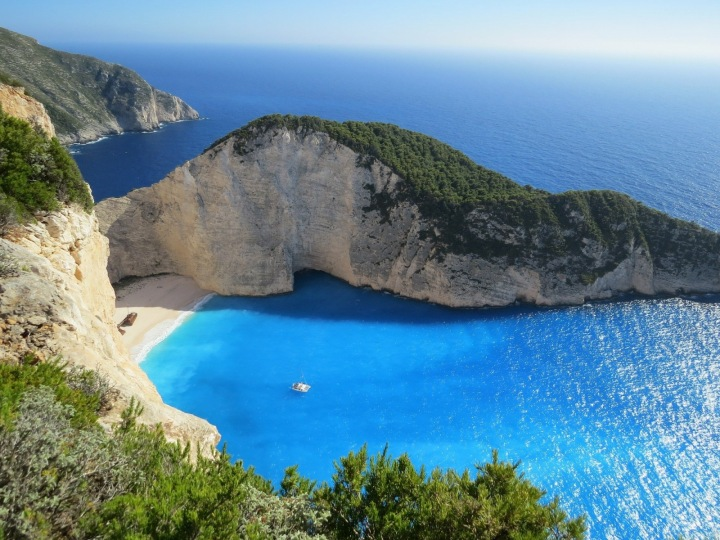Momentálně jsou v Řecku pláže téměř prázdné.
