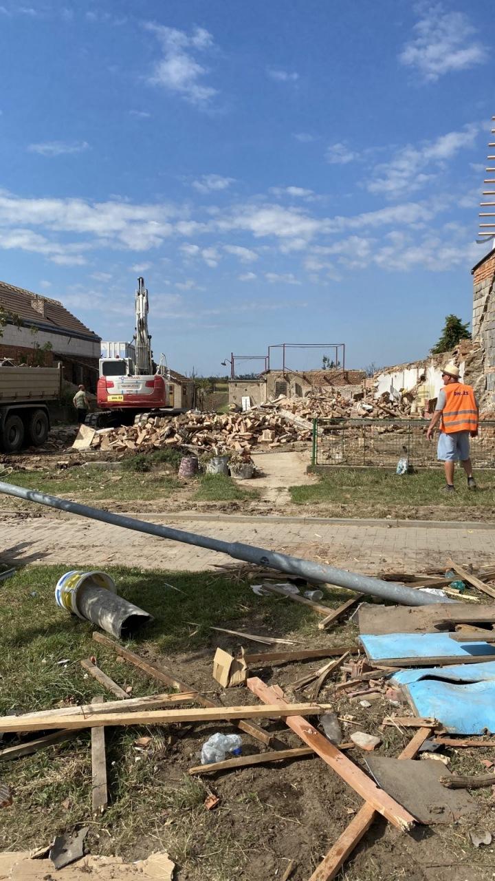 V tuto chvíli není ještě zcela jasné, do jaké výše se pojistné škody způsobené ničivým větrem vyšplhají