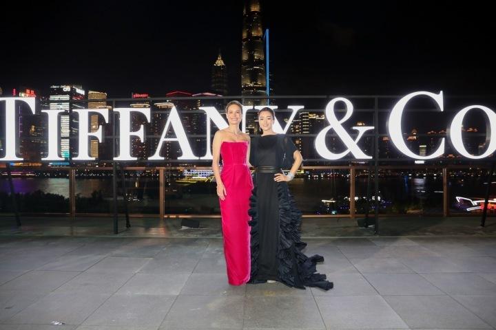 Brie Larson a Gong Li