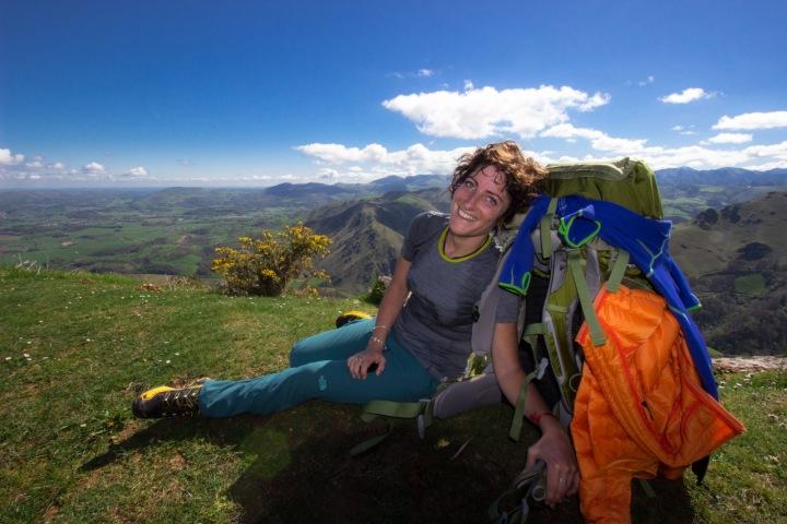 """Cestovat se dá různě, ale kouzlo toho """"po svých"""" je stoprocentní. Camino de Santiago, Francouzské Pyreneje"""