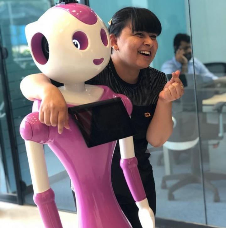 Indický robot