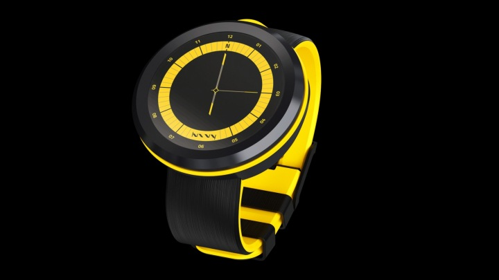 Chytré hodinky Resco.