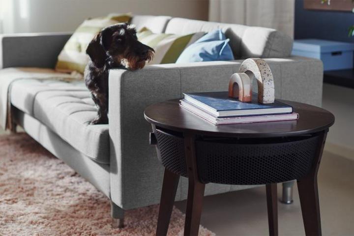 IKEA představila inteligentní čističku vzduchu STARKVIND