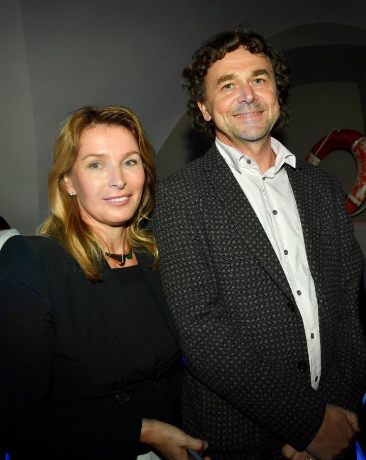 Ivana a Pavel Tykačovi