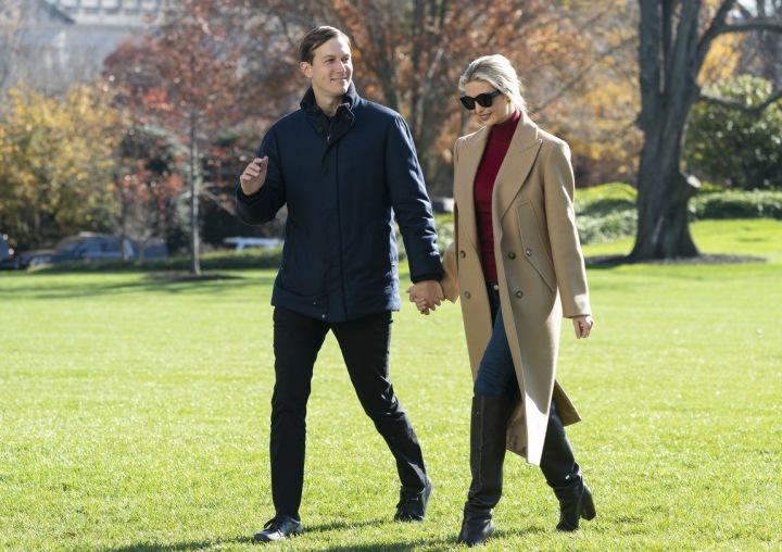Ivanka Trump a Jared Kushner