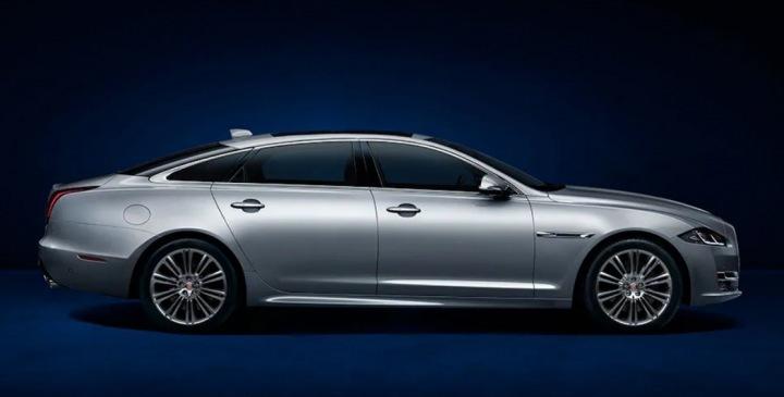 Jaguar XJ pro milovníky adreanlinu