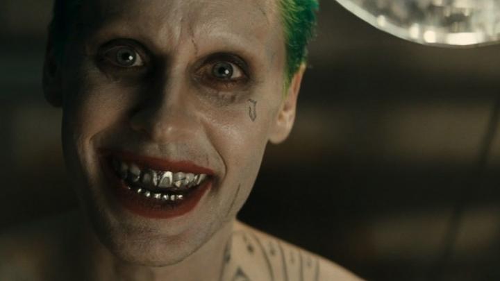 Americký herec Jared Leto jako Joker