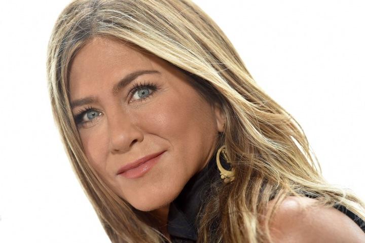 Dvaapadesátiletá americká herečka Jennifer Aniston