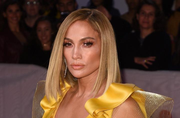 Americká zpěvačka Jennifer Lopez