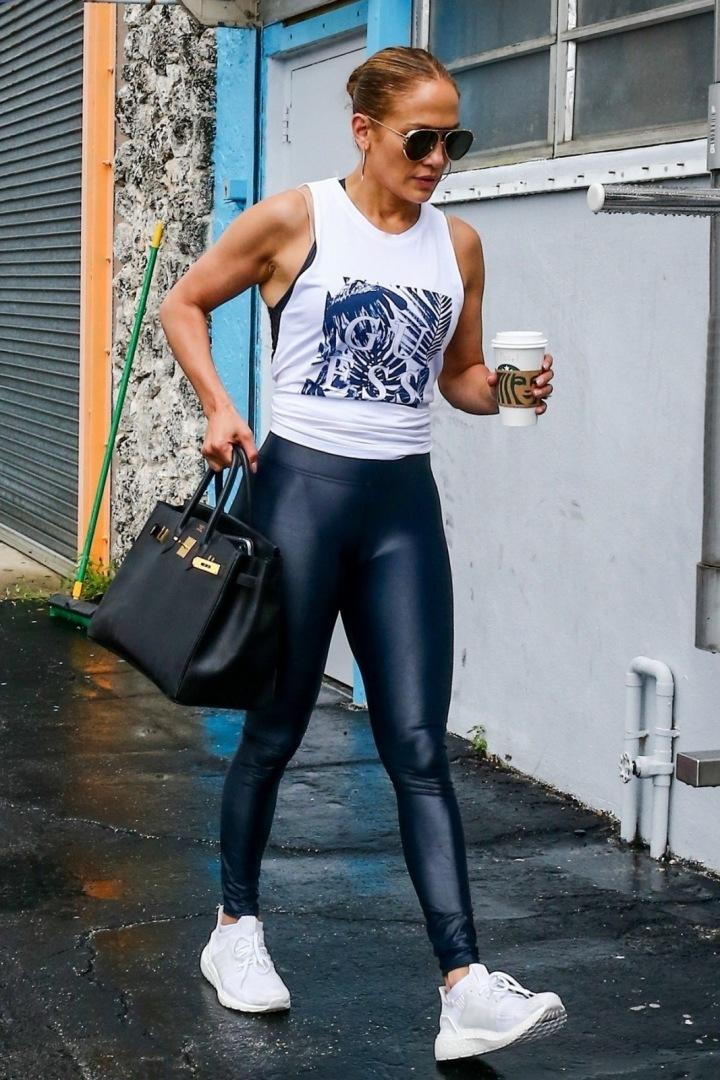 Jennifer Lopez s Birkinkou