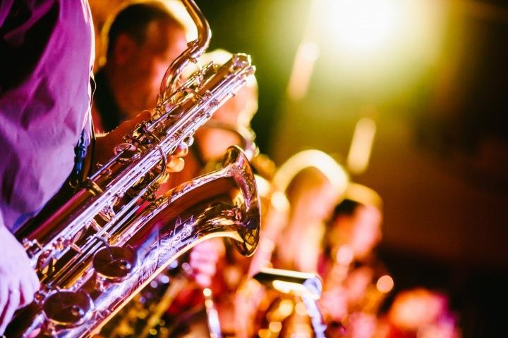 Jazzový koncert
