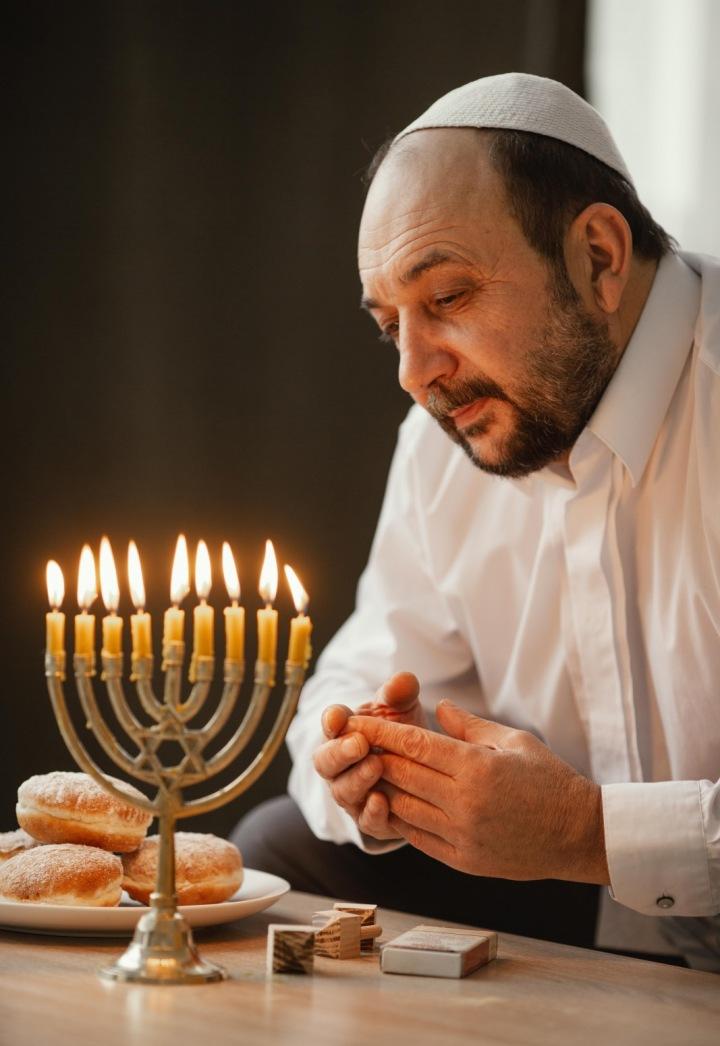 Židovský muž