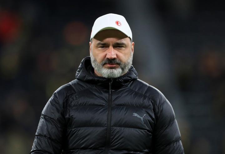 Trenér Jindřich Trpišovský