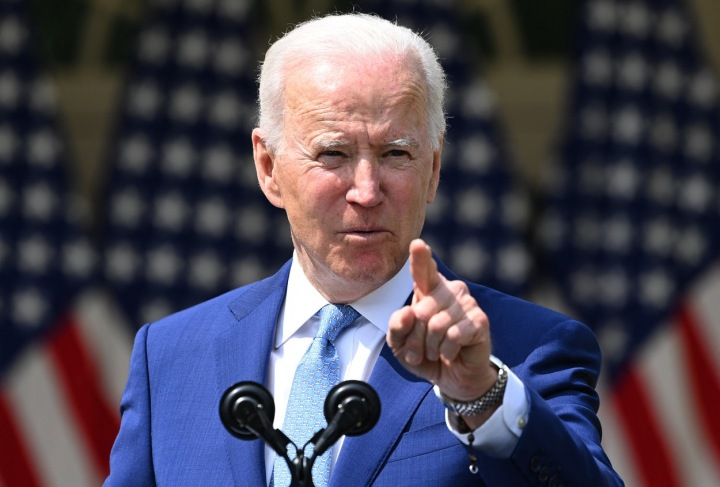 43. prezident USA Joe Biden