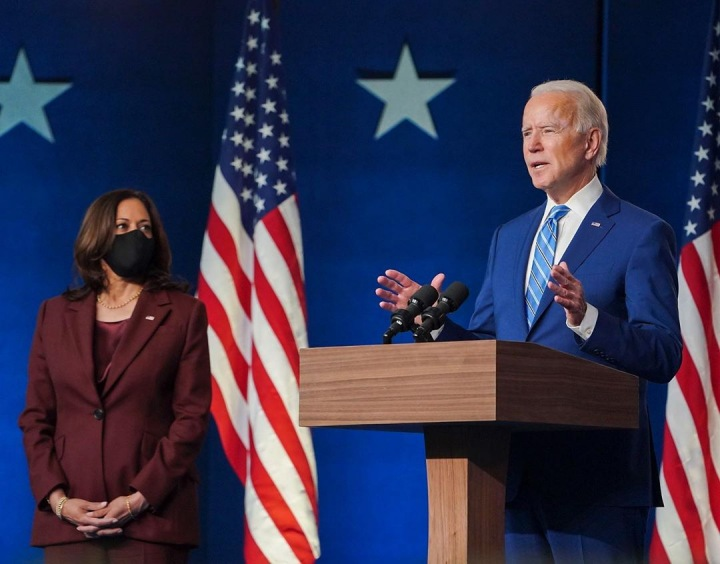 46. americký prezident Joe Biden